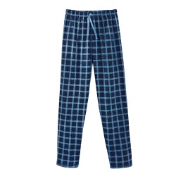 Pantalon pyjama carreaux coton