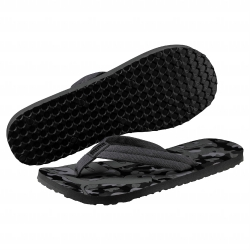 Tongs après sport camouflage anthracite Puma®