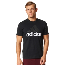 Tee-shirt Essentials noir adidas®