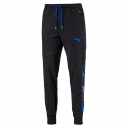 Pantalon jogging molleton noir Active Hero Puma®