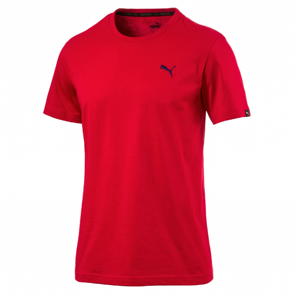 Polo Rouge Essential Taille M nEIDWh1F2