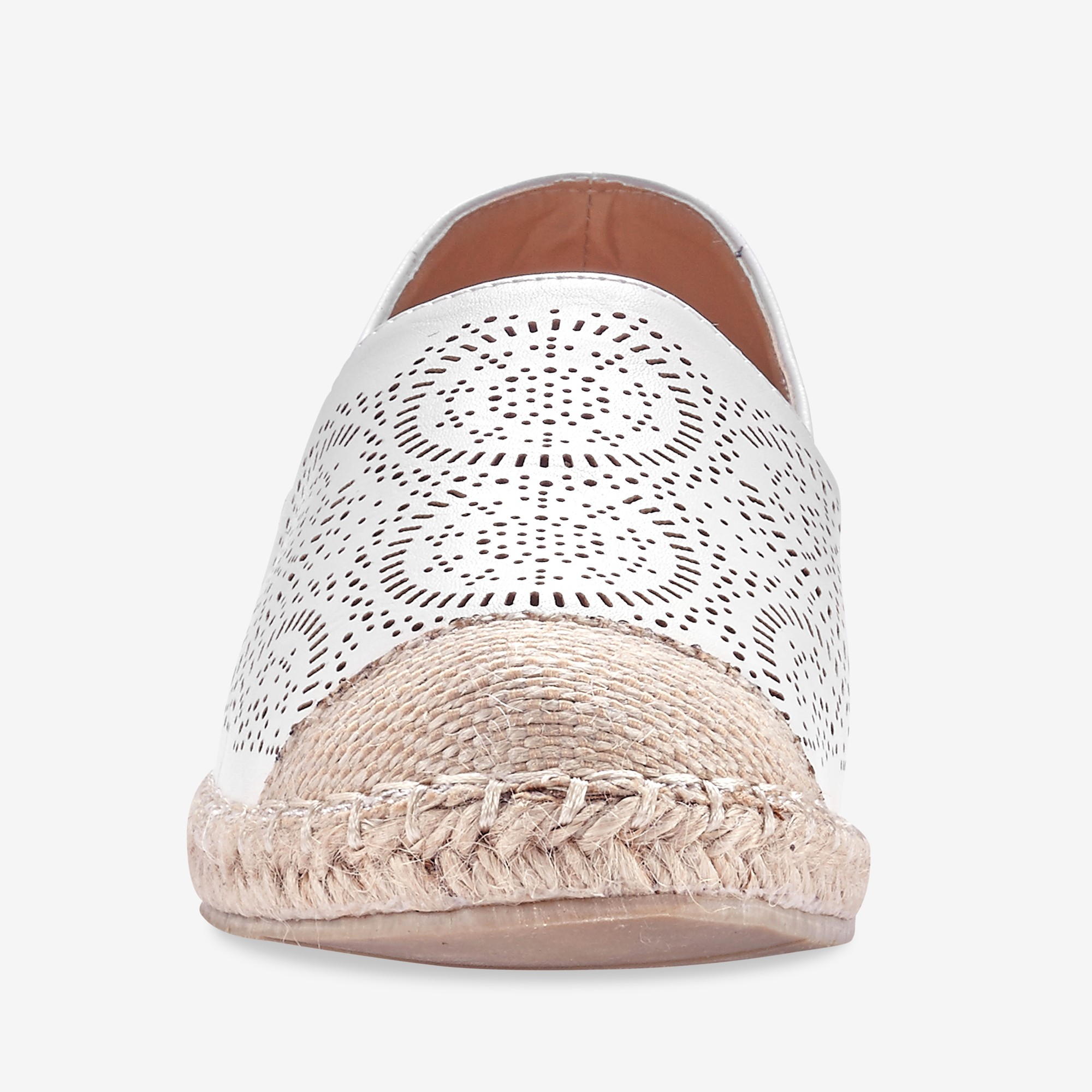 Perforées Blancheporte Blanches Blanches Perforées Perforées Espadrilles Blanches Espadrilles Blancheporte Blancheporte vZxq4Z