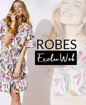 Shoppez votre robe courte pour l'été en exclu web