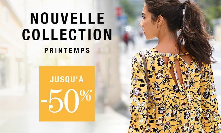 Nouvelle Collection Printemps