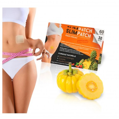 Cure minceur Slim Patch - lots