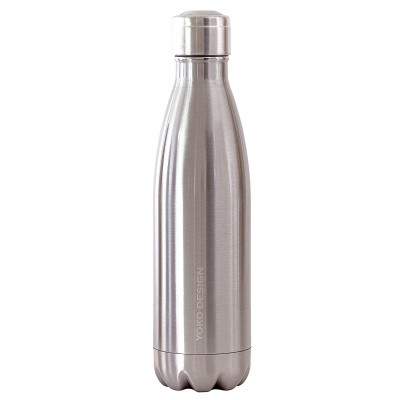 Bouteille Isotherme 500 ml inox - petit prix