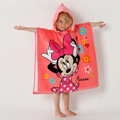 Cape de bain \''minnie liberty\''®