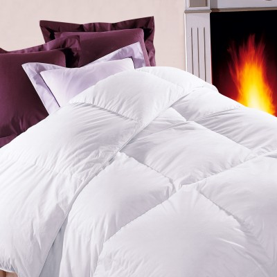 Couette Duvet oie blanche luxe