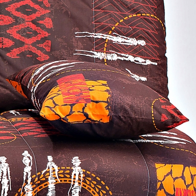 Housse Coussin collection nanka