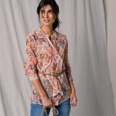 Blouse broderie anglaise