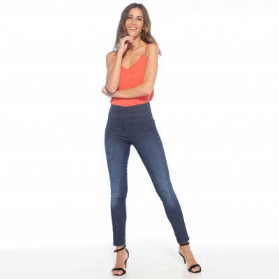 Jegging extensible coupe skinny