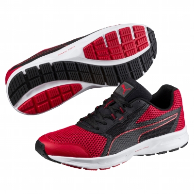 Basket Rouge essential runner puma®