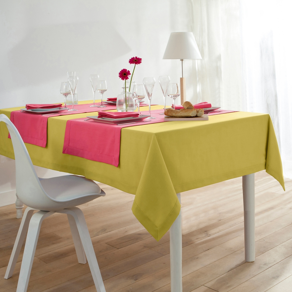 Nappe Aspect Lin Blancheporte