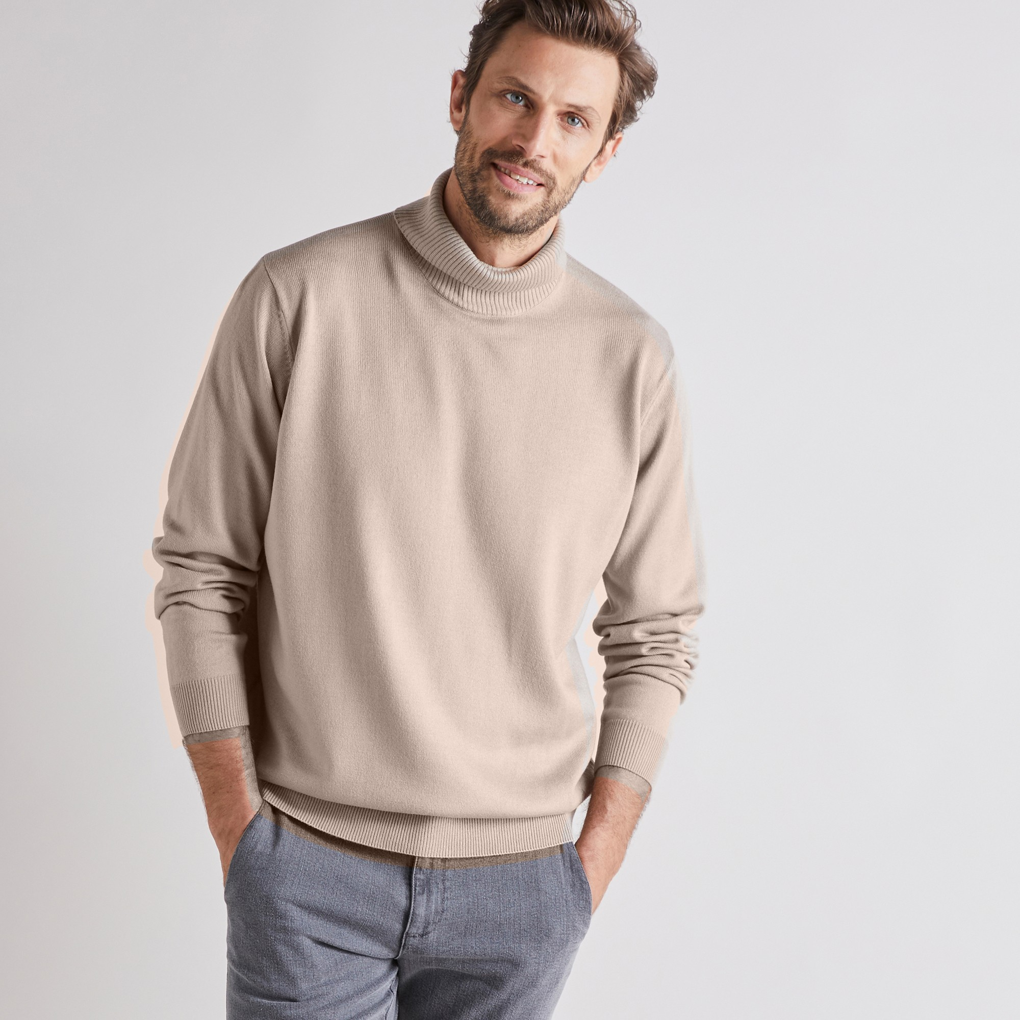 Pull Col Roulé - Blancheporte